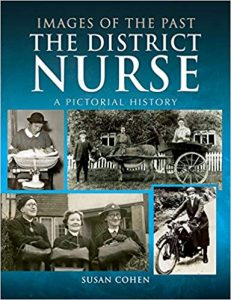 Book Cover, District Nurse